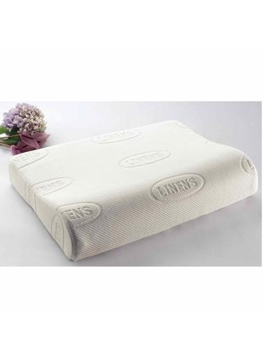 Linens Ortopedik Visco Yastık Beyaz